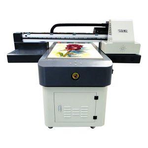gorąca sprzedaż a1 / a2 / a3 / a4 mała formatowa płaska drukarka uv 6090