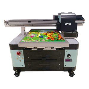 dobra cena a2 ploterowa mała drukarka uv z głowicą drukującą epson