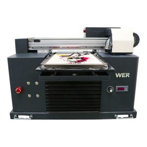 a4 rozmiar dowolnej drukarki kolorowej drukarki odzieży na sprzedaż