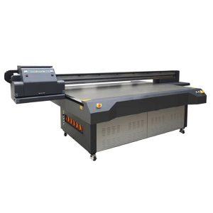 wielkoformatowa szybka cyfrowa platforma Chiny drukarka UV do drukowania szkła