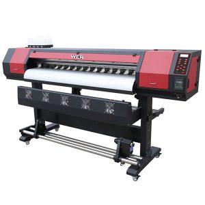 1,8-metrowa drukarka ekologiczna z płytami Hansen z głowicami dx5