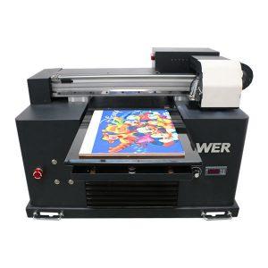 ploter płaski z akrylową drukarką uv
