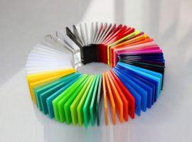 Kolorowa pleksi