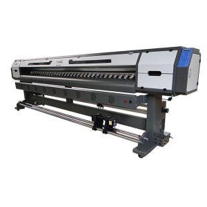 drukarka cyfrowa UV do drukowania tapet banerowych na płótnie winylowym