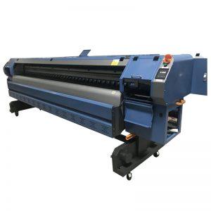 szybkobieżna drukarka rozpuszczalnikowa 3,2 m, maszyna do drukowania banerów cyfrowych flex K3204I